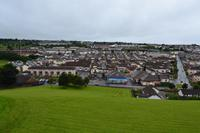 Bogside-Viertel in Derry