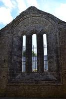 Kirchenruine in Kilfenora