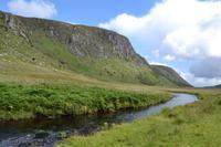 Wanderung im Glenveagh National Park
