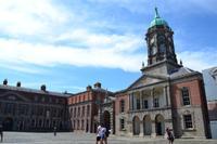 Ankunft in Dublin - Dublin Castle