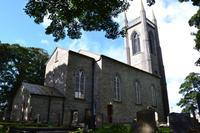 An der Atlantikküste nach Süden - Kirche in Drumcliff