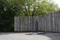 Ankunft in Dublin - Wolfe-Tone-Denkmal
