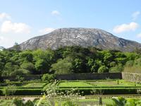 Kylemore Abbey Garten