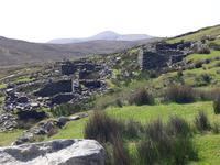 Deserted Village auf Achill Island
