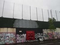 Belfast trennen noch immer Mauern