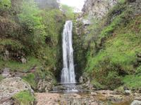 Glenevin Wasserfall