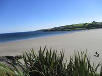 Strand von Inchadonney