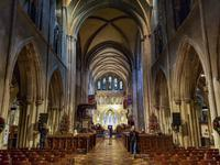 Dublin, St Patricls Cathedral