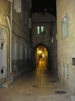 Jerusalem bei Nacht