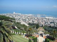 Haifa: Bahai-Gärten