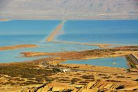 Landbrücke nach Jordanien