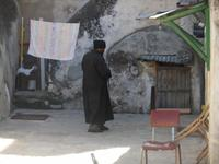 GRabeskirche. Äthopisch-Orthodoxe
