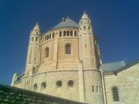 Berg Zion in Jerusalem