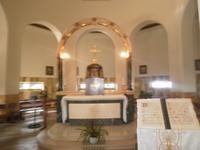 Kirche der Seligpreisung - innen