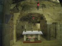 Nazareth, Verkündigungsgrotte