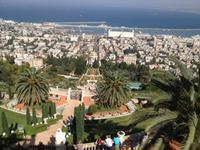 0037 Haifa - Bahai-Gärten