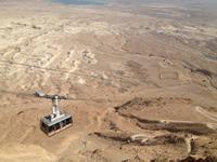 0209 Felsenfestung Massada