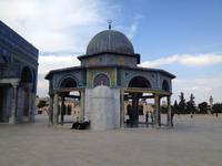0678 Jerusalem - Felsendom auf dem Tempelberg