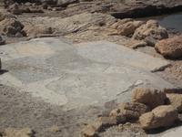 Caesarea, ausgegrabene Villenreste