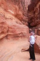 Reiseleiter Mahmoud im Wadi Rum