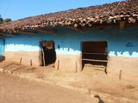Dorf in Indien