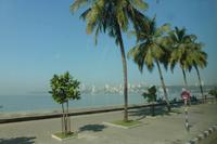 Eberhardt Reisegäste in Mumbai Indien