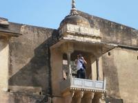 Eberhardt TRAVEL Reise durch Indien -  Jaipur Amber Fort