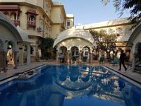 Indien, Jaipur, Hotel Alisar Haveli