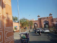 Indien, Jaipur, Stadttor