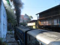 Toy Train Darjeeling - Ghom