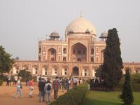 Humayun-Mausoleum