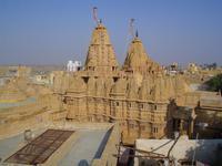 Jaisalmer Festung - Blick vom Dach