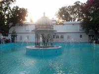 Öffentlicher Garten in Udaipur