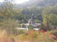 Blick vom Ranakpur-Hügel