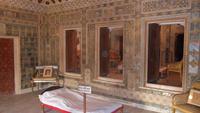 237 Bikaner - im Inneren des Junargarh Forts