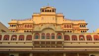 290 Jaipur, Stadtpalast, Gebäude des Königs