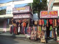 Kleiderverkauf in Udaipur