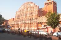 Hawa Mahal, Palast der Winde in Jaipur
