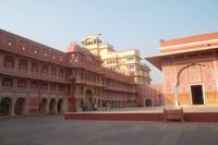 Hof Stadtpalast Jaipur