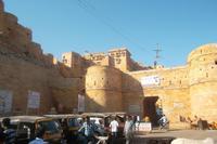 Eingangstor zur Altstadt von Jaisalmer