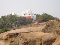 neuer Tempel von Khandagiri