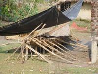 Bootsbau in den Sundarbans