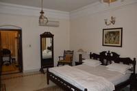 Zimmer im Hotel Golf View, eine typische Hill Station