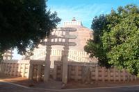Der große Stupa von Sanchi