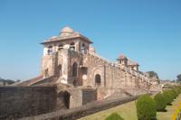 Palast in der Geisterstadt Mandu