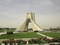Das Azadi Monument