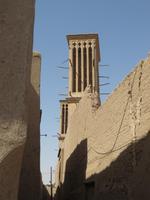 historische Altstadt von Yazd