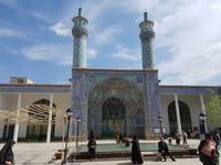 0416_Hamadan; Jame-Moschee