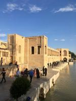 Isfahan Khaju-Brücke