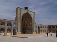 die alte Jame-Moschee in Isfahan